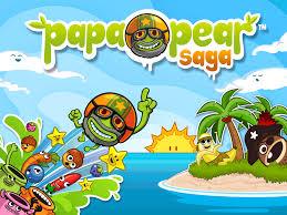 Games Papa Pear Saga